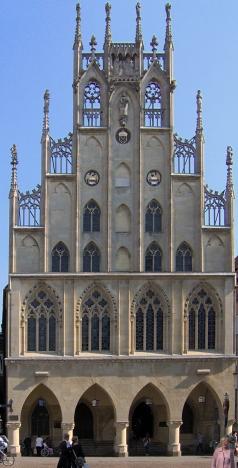 Rathaus von Münster[