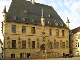 Rathaus von Osnabrück
