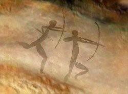 Alte und neue Höhlenmalerei
